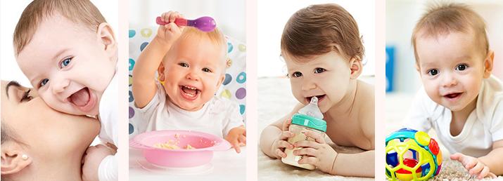 索奇消毒柜为宝宝健康成长保驾护航!