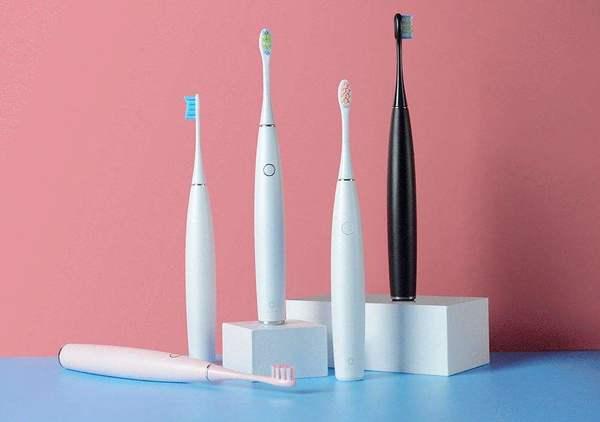 电动牙刷哪个牌子好?琼女郎张嘉倪独爱白羽电动牙刷