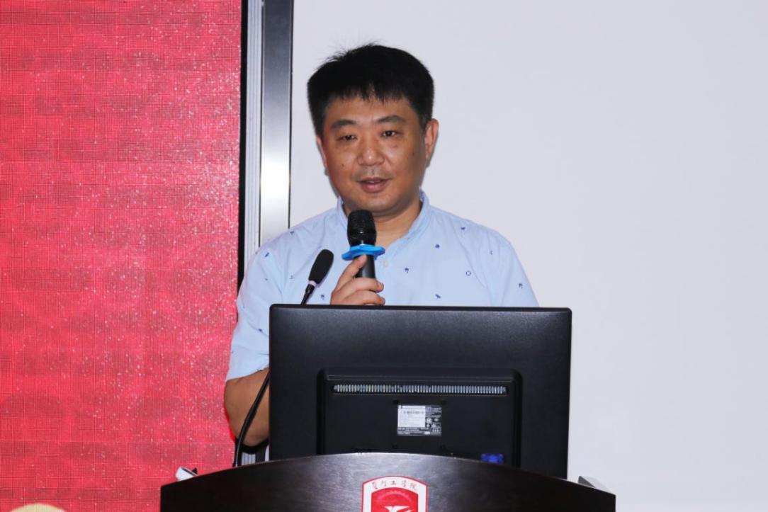 2019海外华裔大学生-经纬厦门工学院营开营