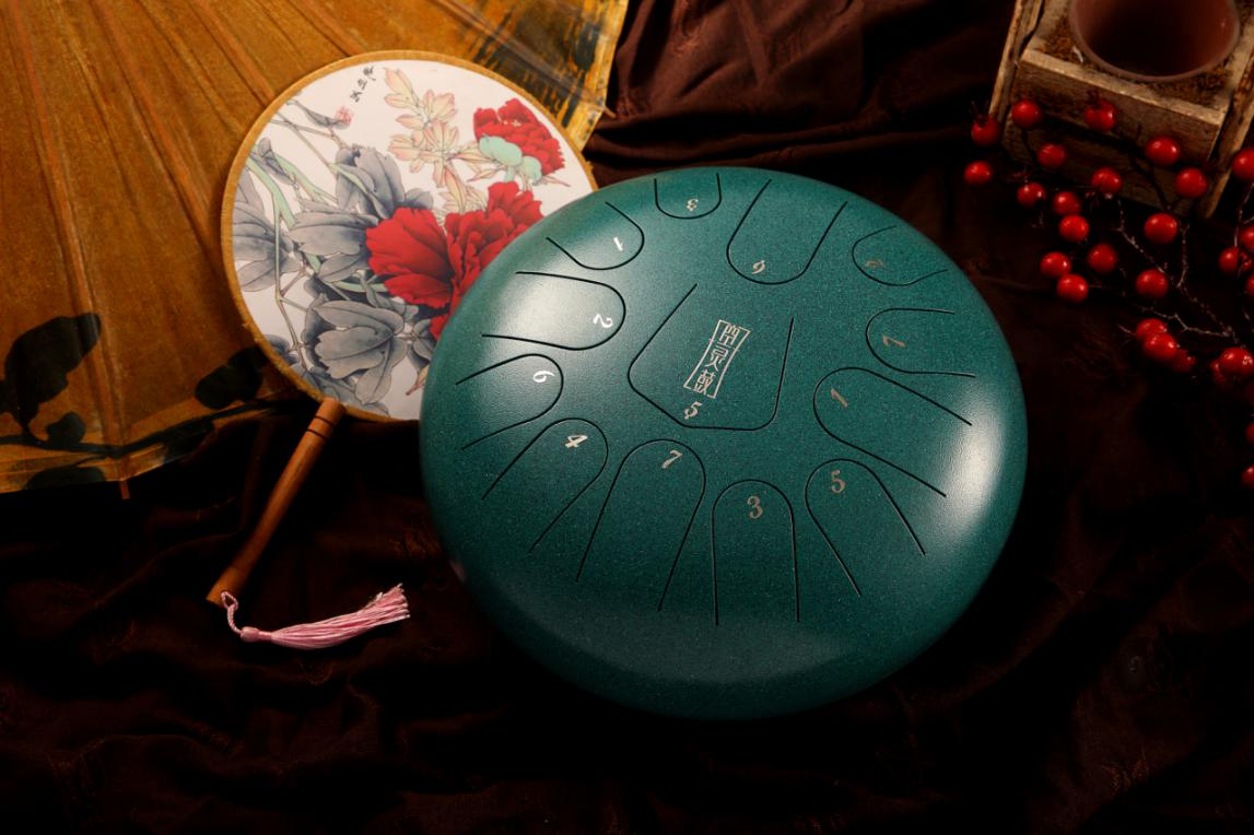 allbet开户:空灵鼓宣传大使玉蝴蝶,将空灵鼓与花园相结合的艺术家! 第4张