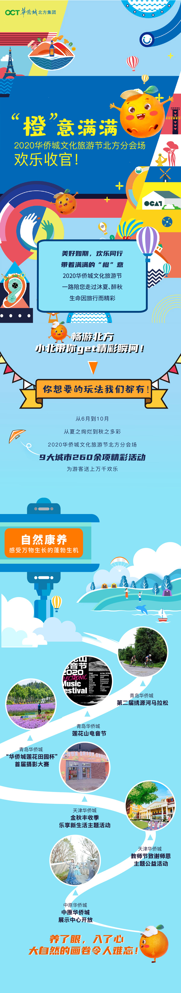 2020华侨城文化旅游节北方分会场欢乐收官 文旅活动亮点纷呈