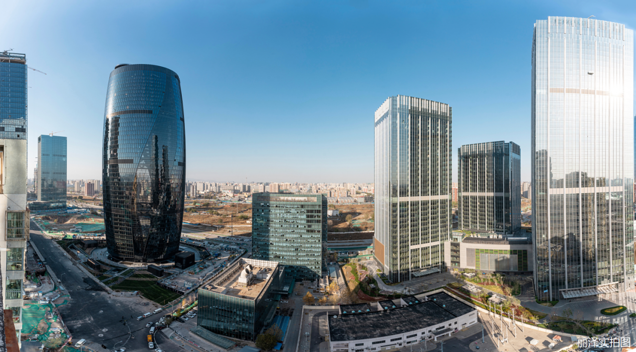 丽泽金融科技住区即将揭幕,首创置业抢占规划先机