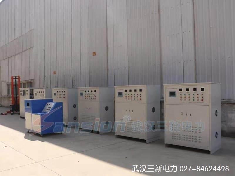 用销量证明实力,三新电力自动化控制系统业绩报告