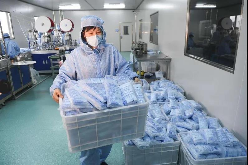 疫情阴云笼罩下,劳保行业从未停歇、奋力向前插图(5)