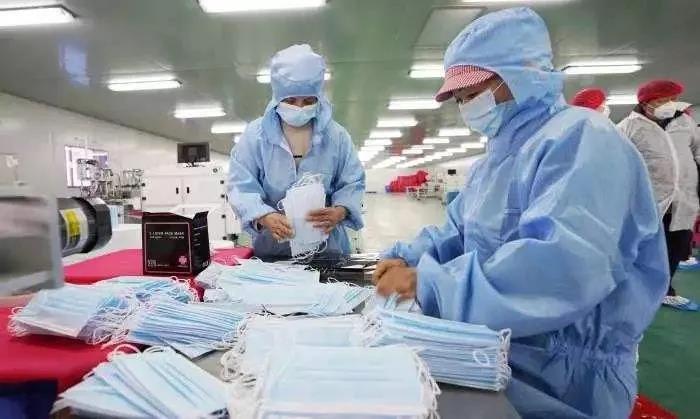 疫情阴云笼罩下,劳保行业从未停歇、奋力向前插图(6)