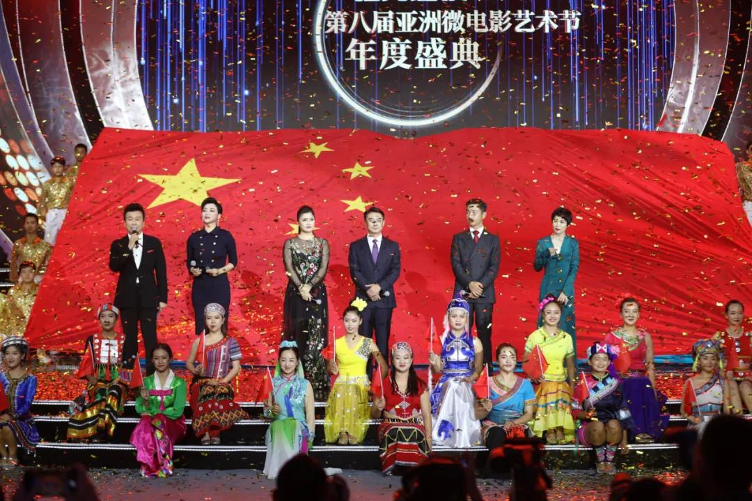 家族文化委员会秘书长宁夏荣获第八届亚洲微电影艺术一节十佳公益人物奖