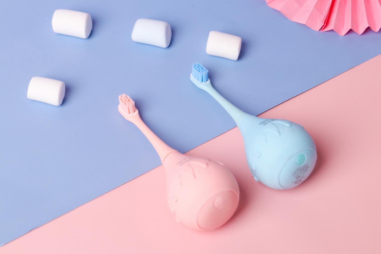 口碑爆棚儿童电动牙刷品牌推荐,618必选蔻宝宝小卫士儿童电动牙刷!