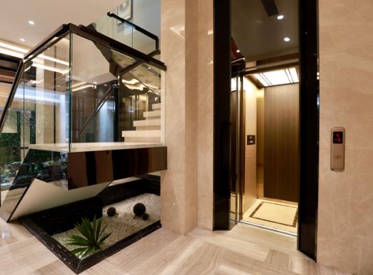 云南日立家用电梯昆明城市体验中心带您了解如何选择家用别墅电梯